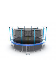 Батут Evo jump Internal 16 ft , (синий)