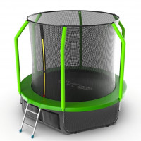 Батут Evo jump Cosmo 8 ft + нижняя сеть