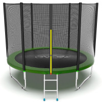 Батут Evo jump External 10 ft, диаметр 305см