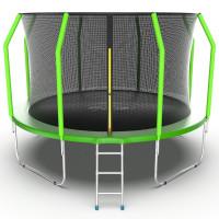 Батут Evo jump Cosmo 12 ft, диаметр 366см