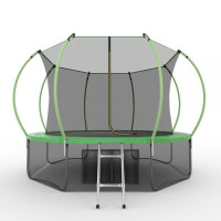 Батут Evo jump Internal 12 ft + нижняя сеть