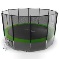 Батут Evo jump External 16 ft + нижняя сеть