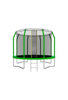 Батут JUMPY Premium 10 FT (Green)