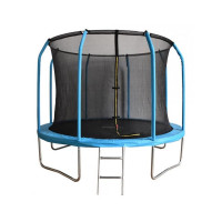 Батут Bondy Sport 12 ft с сеткой и лестницей