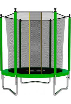 Батут SWOLLEN Lite 6 футов (Green)