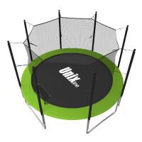 Батут UNIX line Simple 6 ft зеленый (inside)