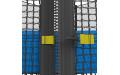 """Изображения №17 батута с сеткой Unix (Юникс) в магазине """"Батут-Кидс"""""""