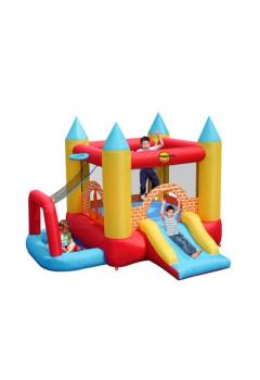 Детский игровой центр 4 в 1 Happy Hop Мини замок 9114