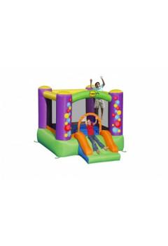Надувной батут для детей Happy Hop Игра