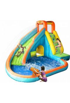 Водный надувной батут Happy Hop Водопад