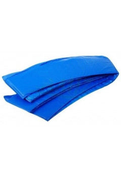 Защитный кожух на батут  305 см синий